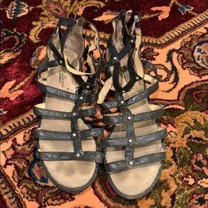 Lucky Brand gladiator sandals